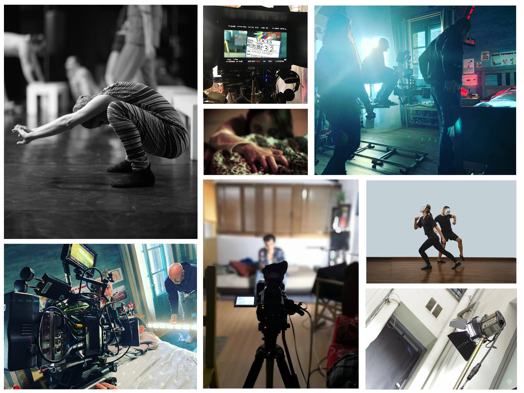 Estudio V. Escuela de cine e interpretación artística